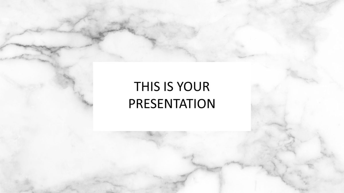 Business Free PowerPoint Template