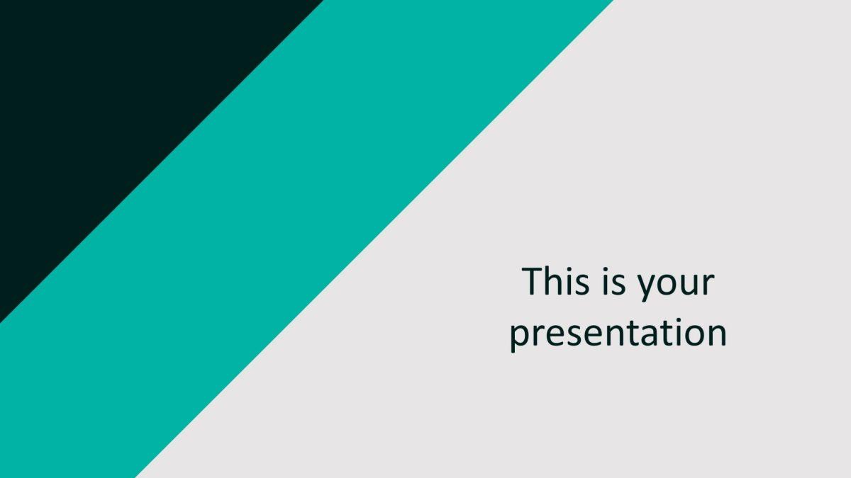 Free Pitch Deck Presentation