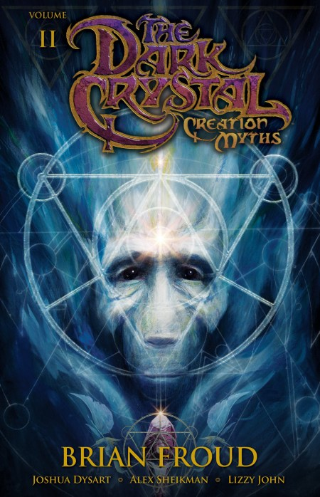 Dark Crystal Creation Myths v2 GN Cover