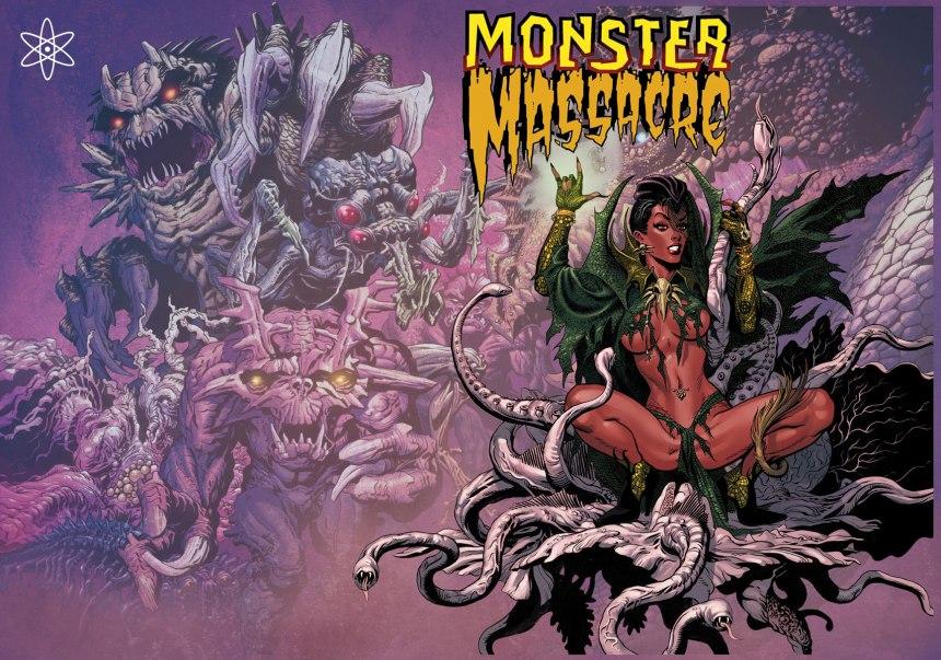 Monster Massacre Vol.1 (HC)