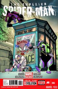 Superior Spider-Man #6 Cover