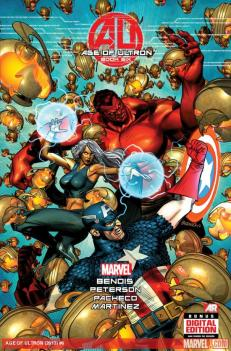 age of ultron #6 cover