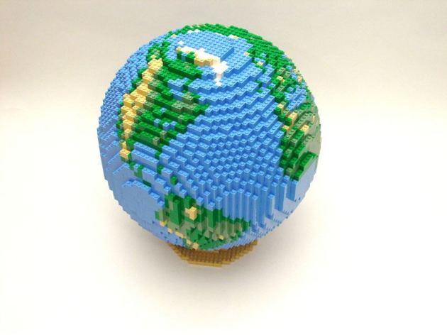 lego earth