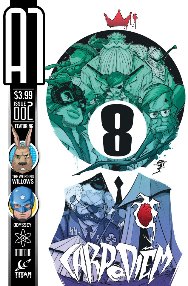 A1 #2 cover 1
