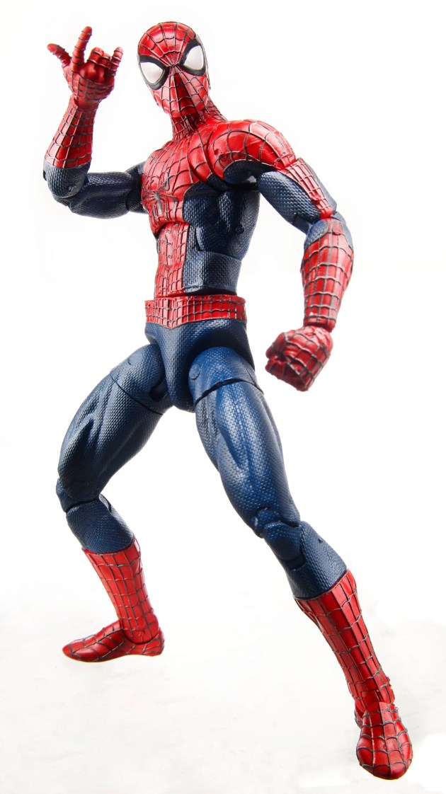 SPIDERMAN LEGENDS 6inch INFINITE SERIES MOVIE SPIDERMAN A6656