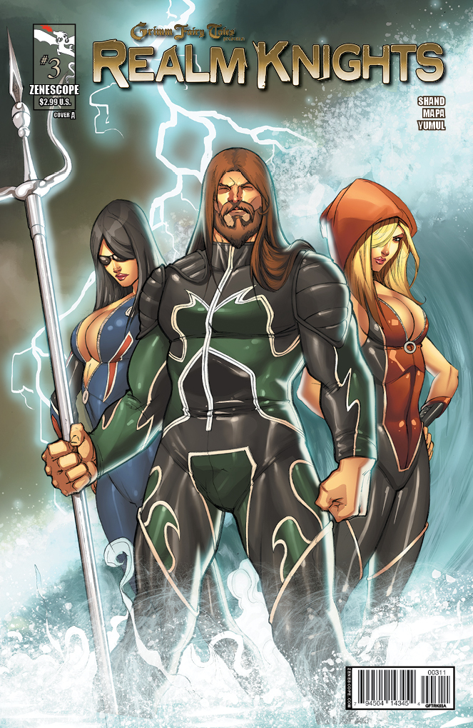 Zenescope New Releases 10/30/13 and 11/6/13   Graphic Policy