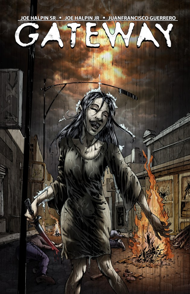 Purgatory #2 cover