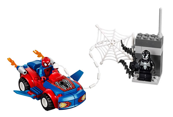 10665 Spider-Man Spider-Car Pursuit 2