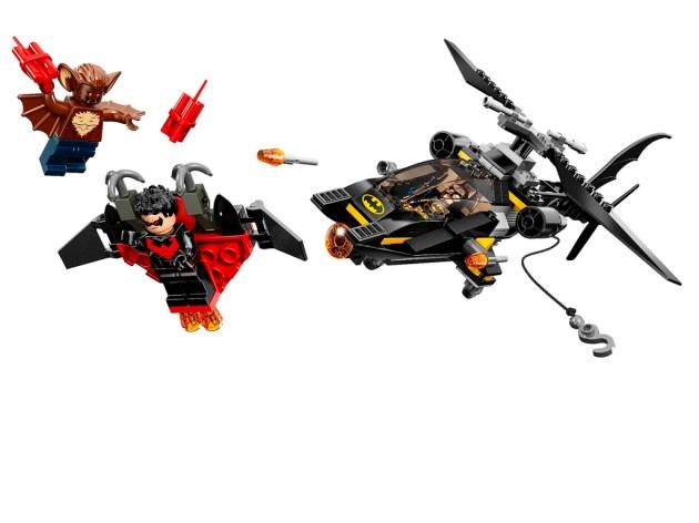 76011 Batman Man-Bat Attack 1