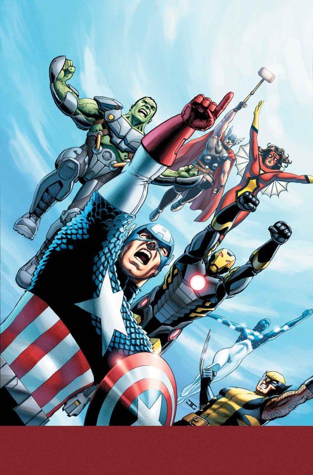 Avengers_World_1_Cover