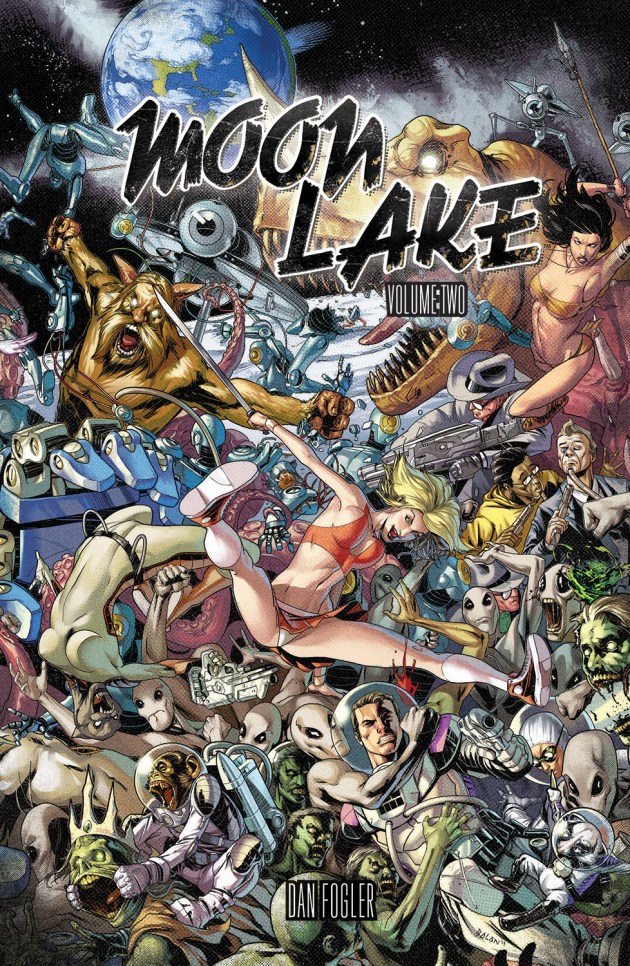 Moon Lake 2 Cover