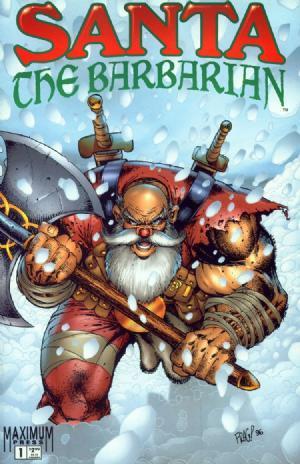 Santa the Barbarian