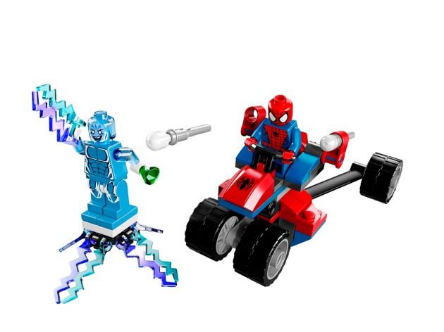 76014 Spider-Trike vs Electro 2