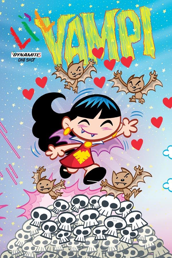 Kiddie Li/'l Dynamite COMPLETE SET ALL Garbowska Sonja Vampi Galactica