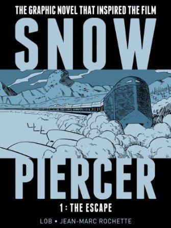 Snowpiercer Vol. 1 The Escape