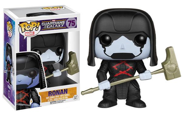 Pop! Marvel Guardians of the Galaxy Series 2 Ronan