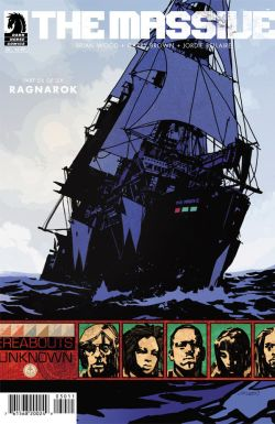 the massive #30 cover