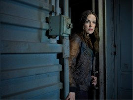 "MARVEL'S AGENTS OF S.H.I.E.L.D. - ABCs ""Marvel's Agents of S.H.I.E.L.D.Ó stars Elizabeth Henstridge as Jemma Simmons. (ABC/Matthias Clamer)"