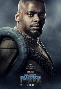 Black Panther Poster 1