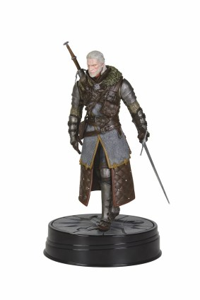 The Witcher 3 Wild Hunt – Geralt Grandmaster Ursine Figure 3