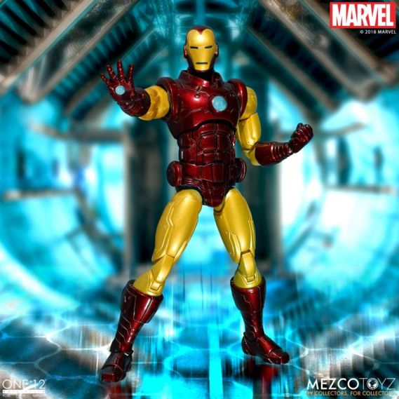 One 12 Iron Man 1