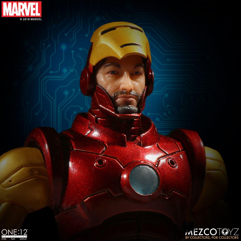 One 12 Iron Man 13