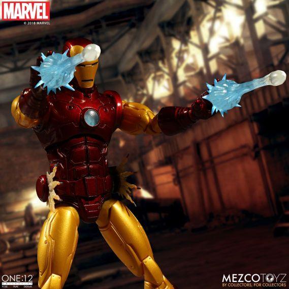 One 12 Iron Man 9