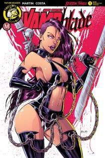Vampblade Season 3 #1 Cover C