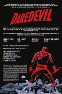 DAREDEVIL #598