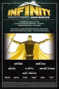 INFINITY COUNTDOWN ADAM WARLOCK #1