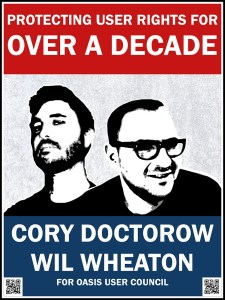 doctorow wheaton
