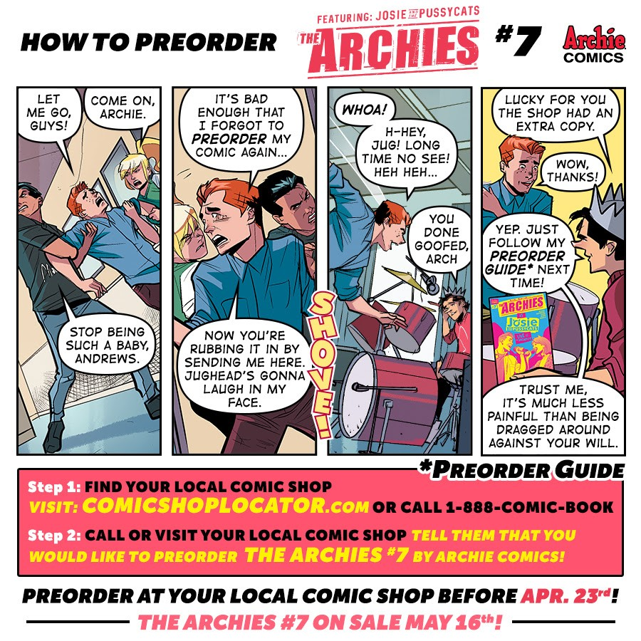Consider, adult archies image