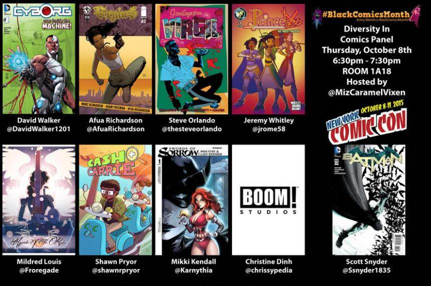 BlackComicsmonth
