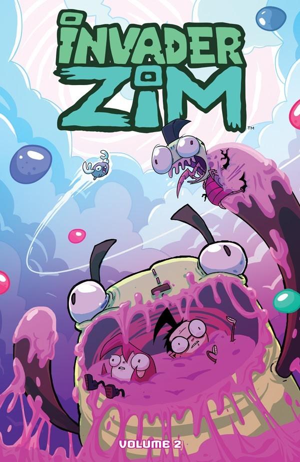 Invader ZIM Volumes 2