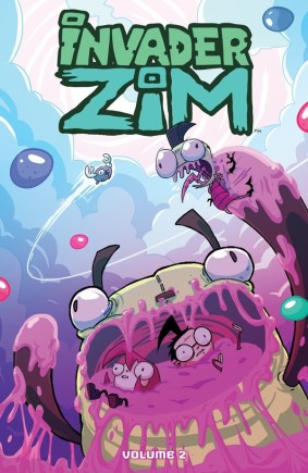 Invader ZIM Volumes 2