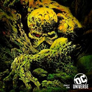 DC Universe's Swamp Thing