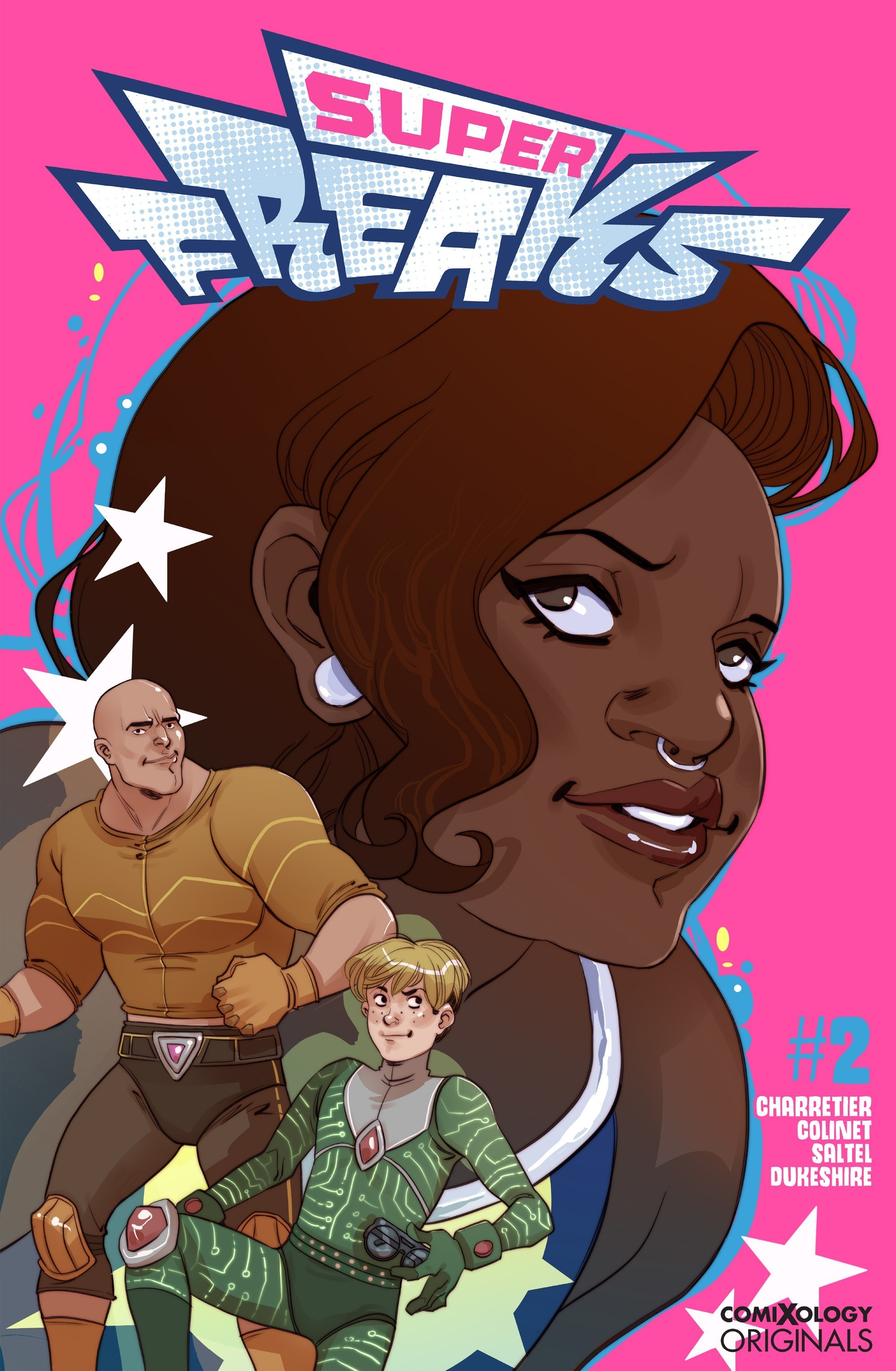 Superfreaks.2-Cover