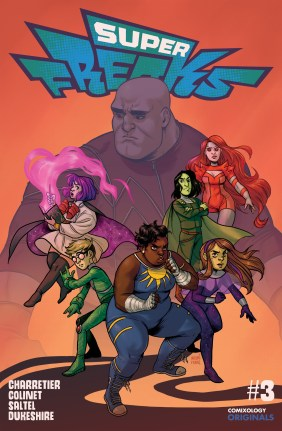 Superfreaks.3-Cover
