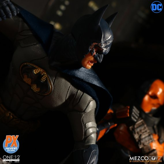 One12 Collective Batman Sovereign Knight PX Edition 12