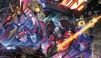 Review: Transformers Unicron #1 | Graphic Policy