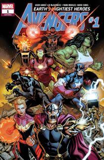 Avengers (2018) #1