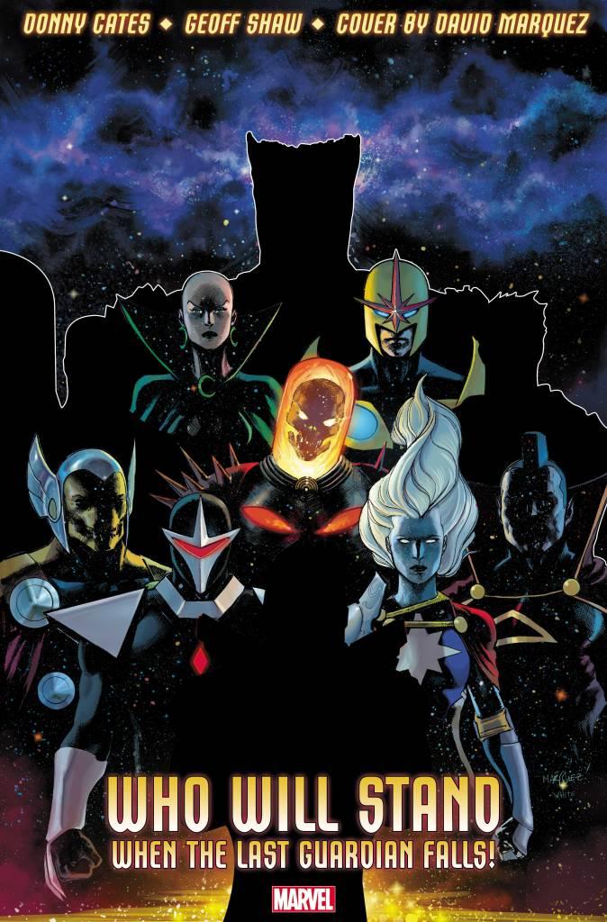 Resultado de imagen de Who will stand when the guardians