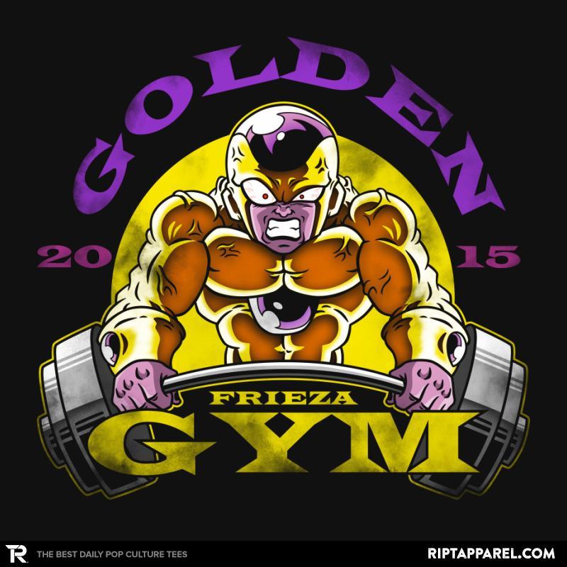 Golden Frieza Gym