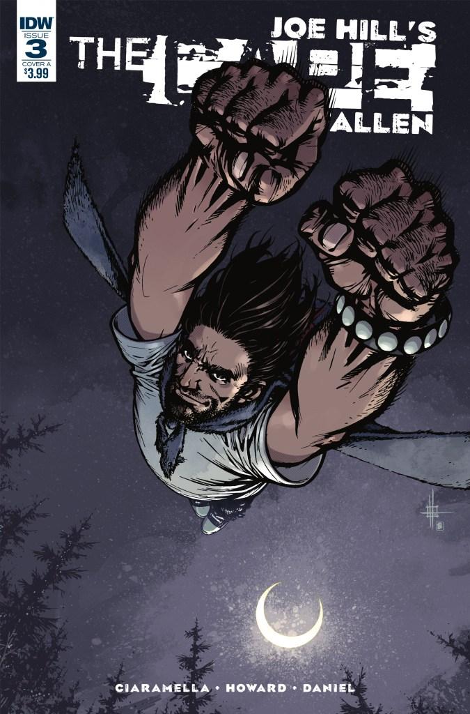 The Cape: Fallen #3