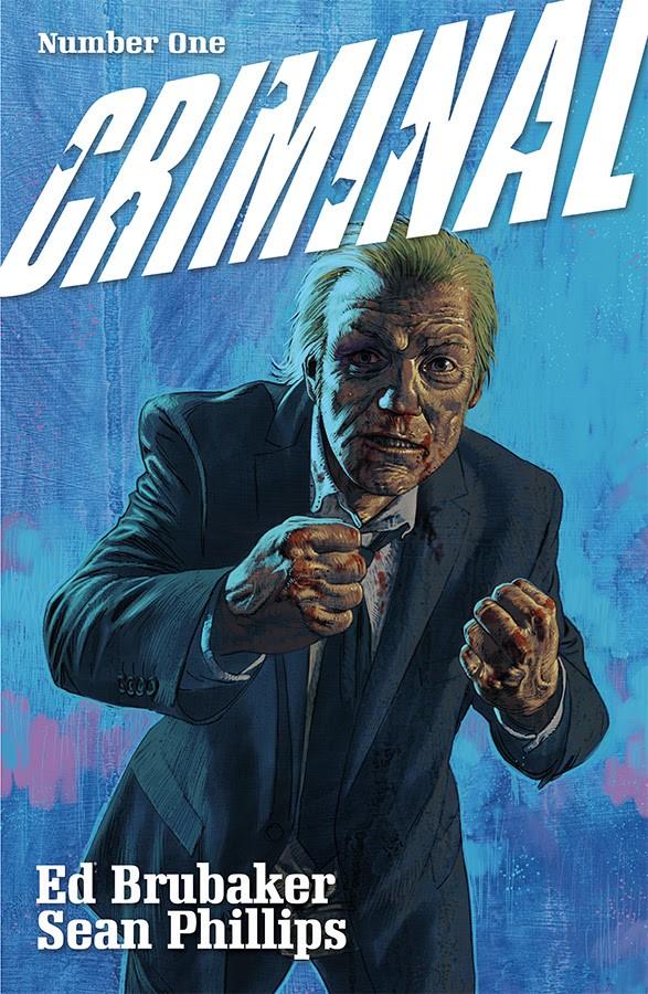 Criminal #1 Cover