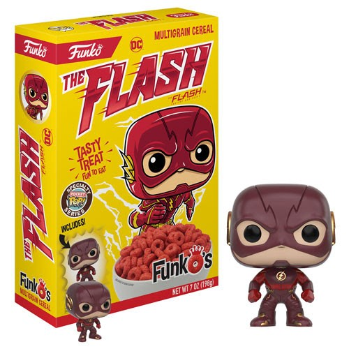 FunkO's Cereal: TV - The Flash Coming Soon