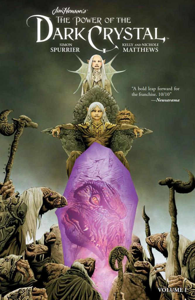 Jim Henson's The Power Of The Dark Crystal Vol. 1 SC
