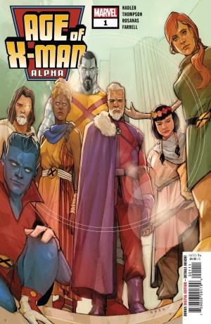Age of X-Man: Alpha