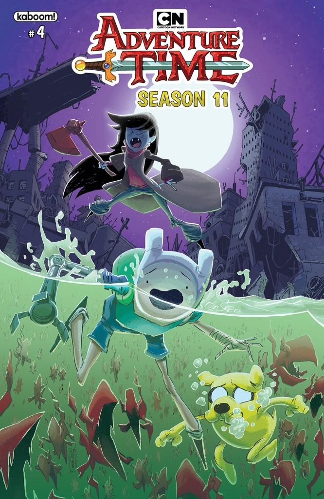 Adventure Time Season 11 #4