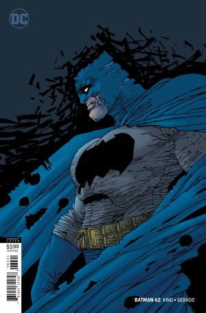 Batman #62 variant